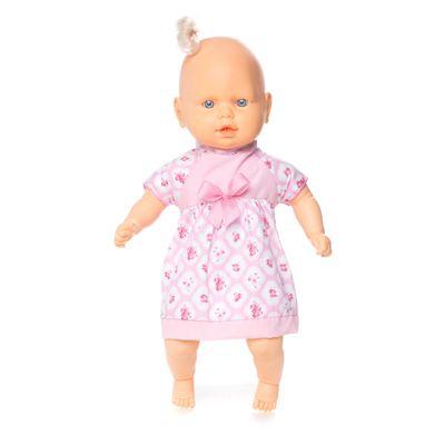Boneca-Nina---Rosa-com-Flores---Estrela-100132709-frente