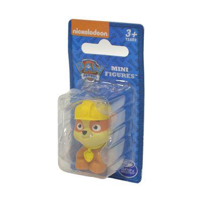 Mini-Figura-10-cm---Patrulha-Canina---Rubble---Sunny-1317-embalagem