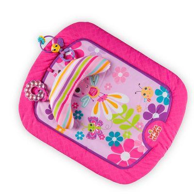 Tapete-de-Atividades---Jardim-Florido---Rosa---New-Toys