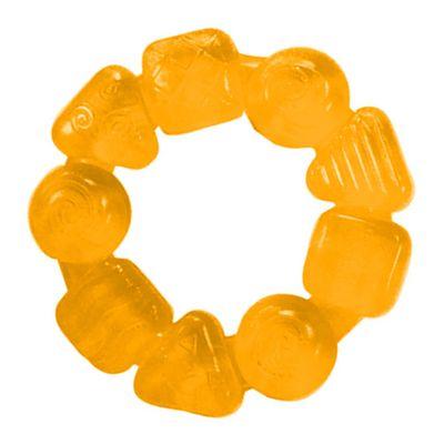 Mordedor-com-Agua---Argola---Amarelo---New-Toys