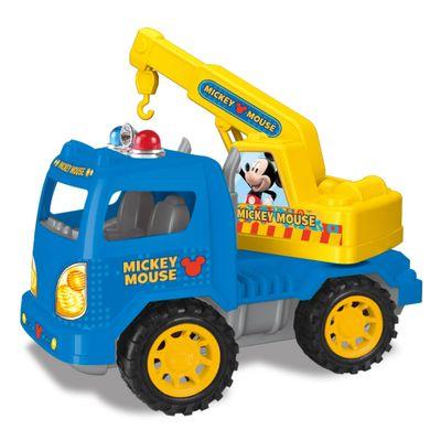 Caminhao-Construcao-Friccao---Mickey-Guincho-Azul---Toyng
