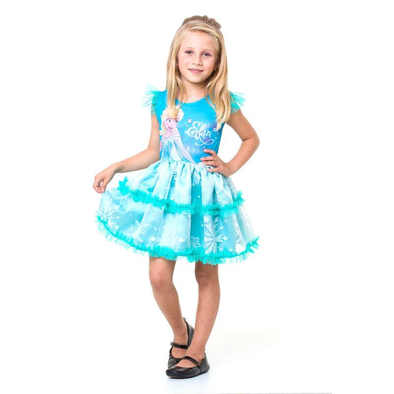 8ab40e8f06 Fantasia Infantil - Disney Frozen - Elsa Pop - Global Fantasias - P - Ri  Happy Brinquedos