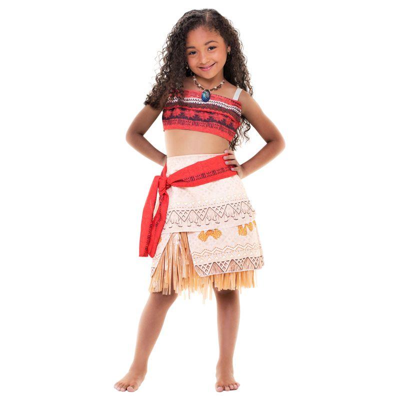 b7e9e4ca86f625 Fantasia Infantil - Disney - Moana Clássica - Global Fantasias