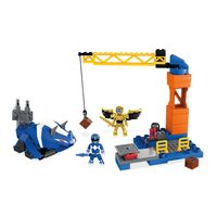 Mega-Construx-Power-Rangers---Batalha-do-Ranger-Azul---Mattel