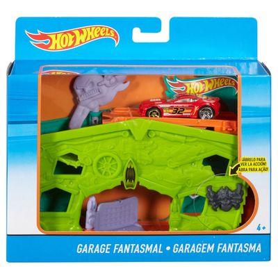 Conjunto-Hot-Wheels---Garagem-Fantasma---Mattel