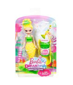 Boneca-Barbie---Dreamtopia---Sereia-Bolhas-Magicas---Amarelo---Mattel