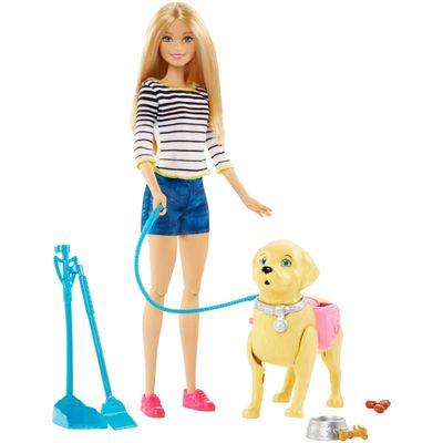 Boneca-Barbie---Caminhada-com-o-Filhote-Pup---Mattel
