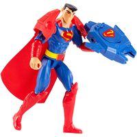 Boneco-Articulado-com-Acessorio---30-cm---Liga-da-Justica---Super-Armadura---Superman---Mattel