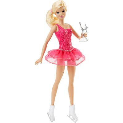 Boneca-Barbie---Profissoes---Bailarina---Loira---Mattel
