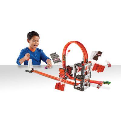 Pista-Hot-Wheels---Kit-Radical---Mattel