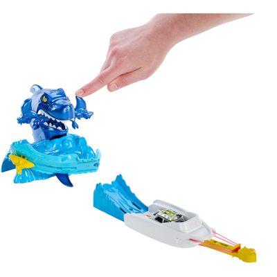 Pista-Hot-Wheels---Criaturas---Ataque-de-Tubarao---Mattel