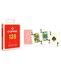 Jogo-de-Cartas---Baralho-Profissional-139---Vermelho---Copag