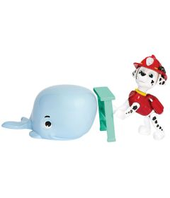 Mini-Figuras---Pack-de-Resgate-Amigo---Patrulha-Canina---Marshall-e-Baby-Whale---Sunny