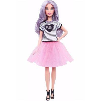 Boneca-Barbie-Fashionista---Saia-de-Tule---Mattel