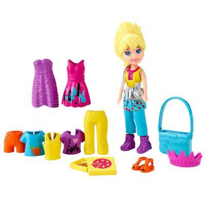 Mini-Boneca-Polly-Pocket---Passeio-em-Nova-Iorque---Mattel