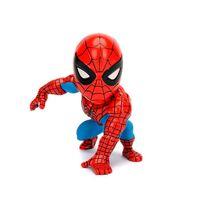 Figura-Colecionavel-15-Cm---Metals---Disney---Marvel-Spider-Man---Classic-Spider-Man---DTC