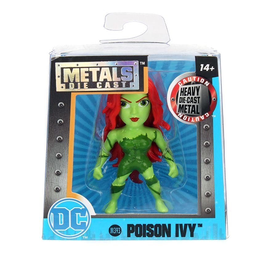 Figura-Colecionavel-6-Cm---Metals---DC-Super-Hero-Girls---Ivy-Poison-Classica---DTC