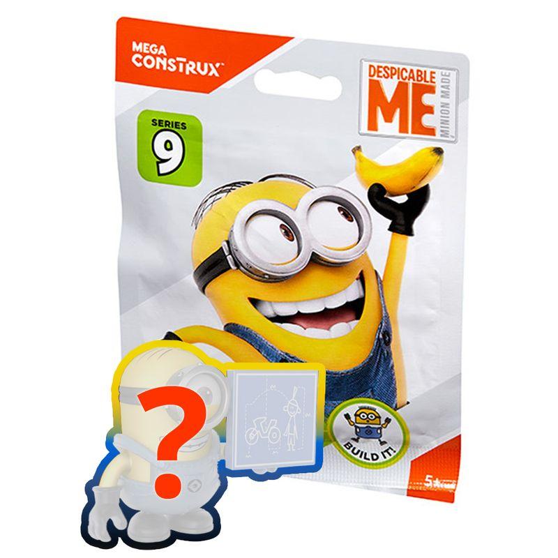 Figura Surpresa Mega Bloks - Minions - Mattel - Ri Happy Brinquedos 07e27a2f6c86c