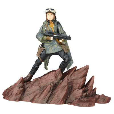 Figura-Star-Wars---Rogue-One---Seal-Leader---Black-Series---Disney---Hasbro
