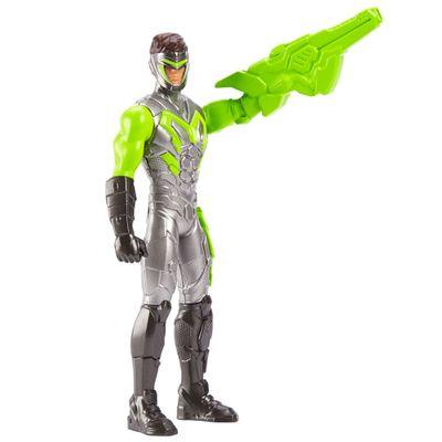 Boneco-Articulado---15-Cm---Max-Steel---Energia-Verde---Turbo-Arma---Mattel
