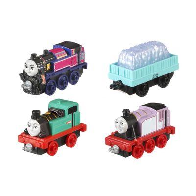 Conjunto-de-Locomotivas-e-Vagao---Thomas-e-Friends-Adventure---Corrida-do-Diamante---Fisher-Price