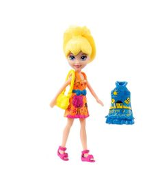 Mini-Boneca---Polly-Pocket---Polly-Festa-Neon---Mattel