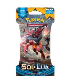 Deck-Pokemon---Blister-Unitario---Pokemon-Sol-e-Lua---Incineroar---Copag