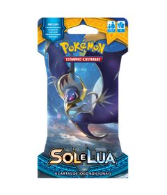 Deck-Pokemon---Blister-Unitario---Pokemon-Sol-e-Lua---Lunala---Copag