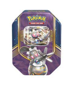 Jogo-Pokemon---Deck-Lata-Pokemon-EX---Batalha-do-Coracao---Magearna---Copag
