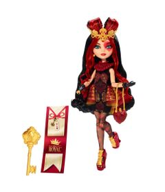 Boneca-Articulada---Ever-After-High---Royal-Rebel---Lizzie-Hearts---Mattel