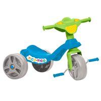 Triciclo-Tico-Tico---Azul---Bandeirante
