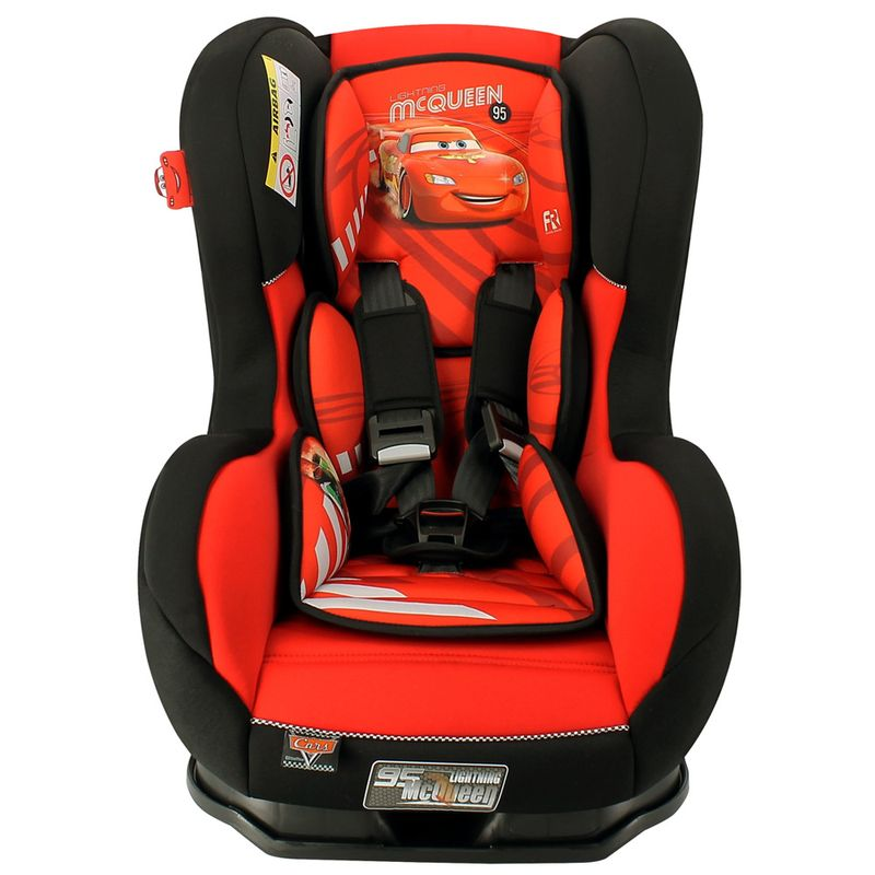 361f5dde8c148 Cadeira Para Auto - De 0 a 25 Kg - Cosmo SP - Carros - Disney - Team Tex -  Ri Happy Brinquedos