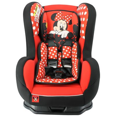 Cadeira-para-Auto-de-0-a-25-kg---Cosmo-SP---Minnie-Mouse---Disney---Team-Tex