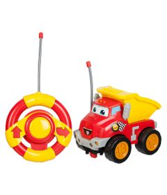Carrinho-de-Controle-Remoto---Chuck-Friends---Rollin-Racer---Tomy