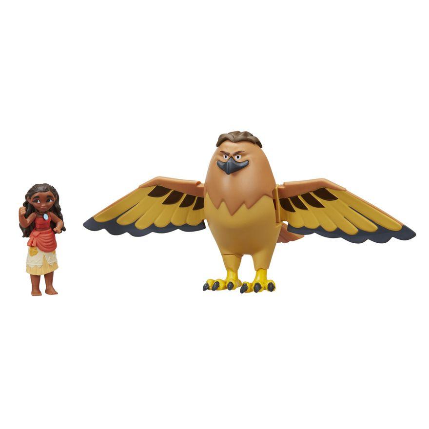 Mini-Boneca-Moana-com-Maui-Falcao---Moana---Disney---Hasbro