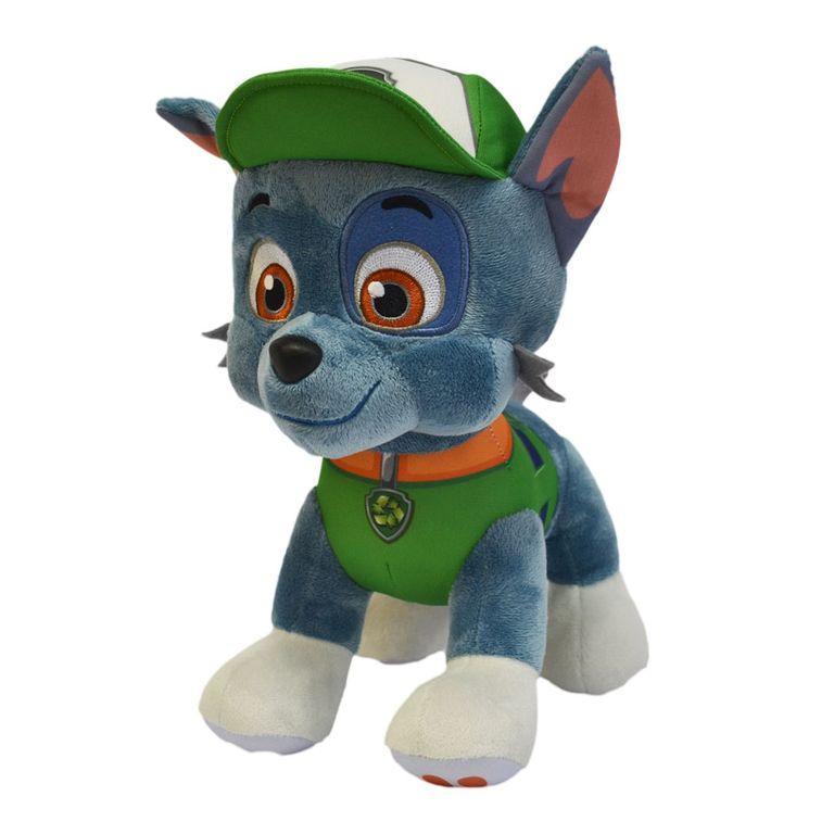 Pelucia 30 Cm Patrulha Canina Rocky Sunny Ri Happy Brinquedos