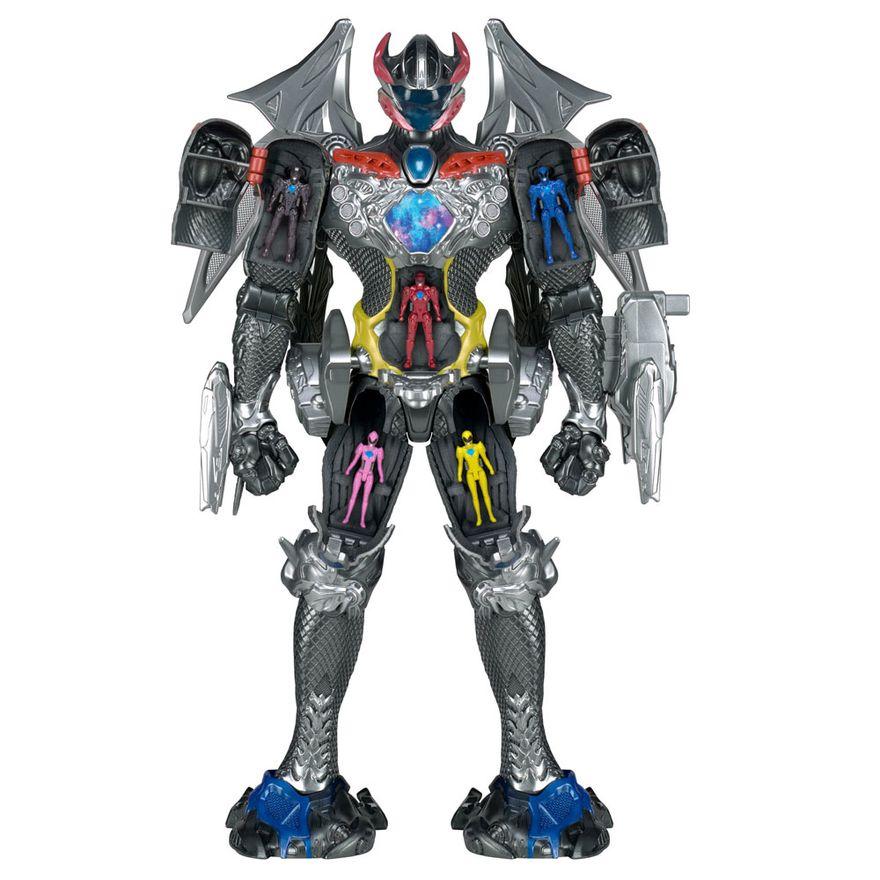 Figura-Articualda---30-Cm---Saban-s-Power-Rangers---Ultra-Megazord---Sunny
