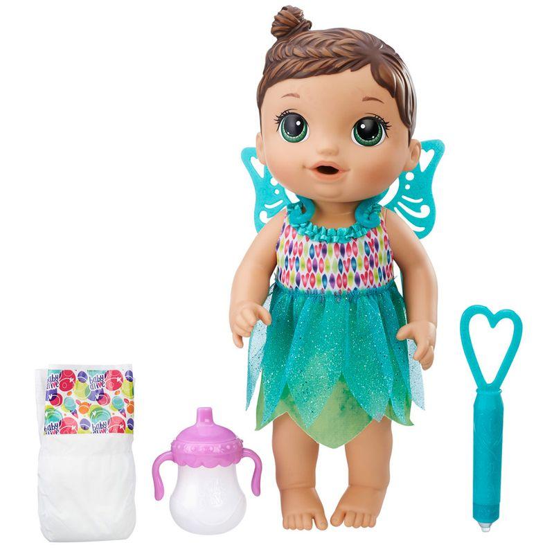 Boneca Baby Alive Morena Hora Da Festa B9724 Hasbro Ri