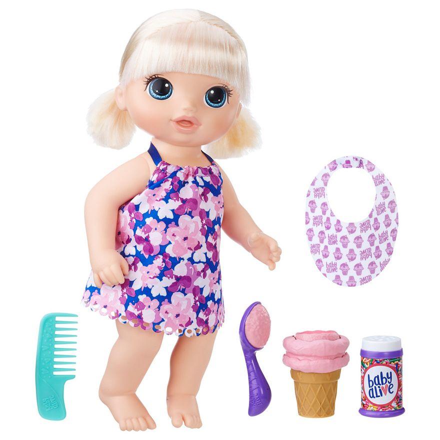 Boneca-Baby-Alive---Loira---Sorvete-Magico---Hasbro