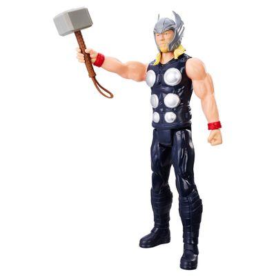 Figura-de-Acao---30-cm---Titan-Hero-Series---Thor---Vingadores---Marvel---Hasbro
