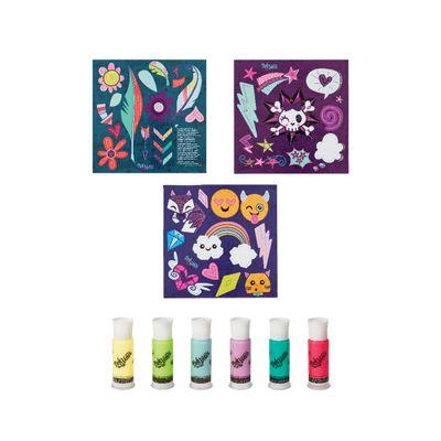 Conjunto-DohVinci---Pop-Decals-Neon---Hasbro