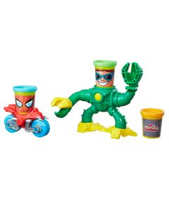Conjunto-Play-Doh---Spider-Man-vs-Doc.-Ock---Hasbro