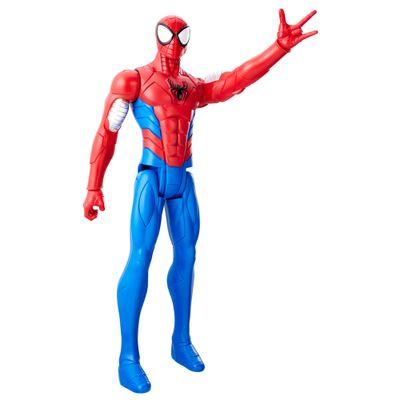 Figura-de-Acao-Titan-Hero---30-cm---Spider-Man---Aranha-Blindado---Hasbro