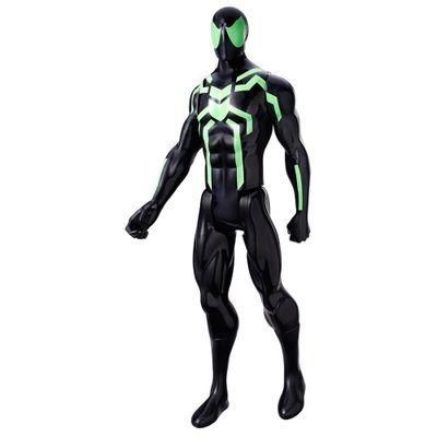 Figura-de-Acao-Titan-Hero---30-cm---Spider-Man---Big-Time-Spider---Hasbro