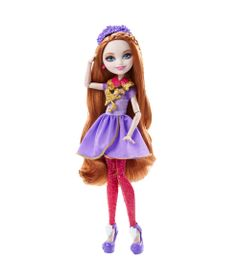Boneca-Articulada---30-Cm---Ever-After-High---Powerfull-Princess-Club---Holly-O-Hair---Mattel