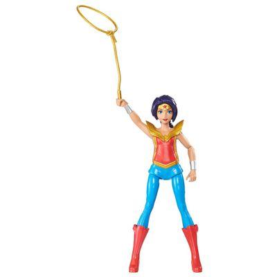 Figura-Articulada-com-Movimentos---20-Cm---DC-Super-Hero-Girls---Mulher-Maravilha---Mattel
