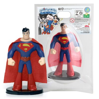 Boneco-de-Vinil---DC-Comics---Embalagem-Especial-Ovo-de-Pascoa---Superman---Elka