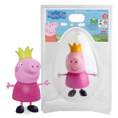 Boneco-de-Vinil---Peppa-Pig---Embalagem-Especial-Ovo-de-Pascoa---Peppa---Elka