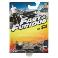 Carrinho-Die-Cast---Hot-Wheels---Velozes-e-Furiosos---Flip-Car---Mattel