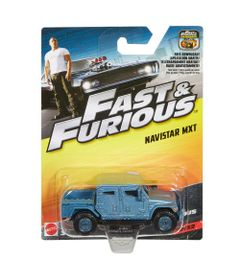 Carrinho-Die-Cast---Hot-Wheels---Velozes-e-Furiosos---Navistar-MXT---Mattel